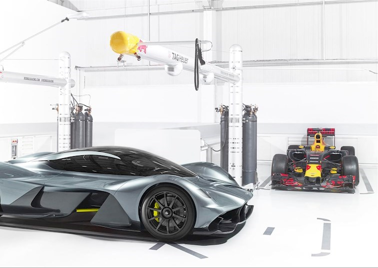 3 Ridiculous, F1-Inspired Hybrid Hypercars to Look Forward To
