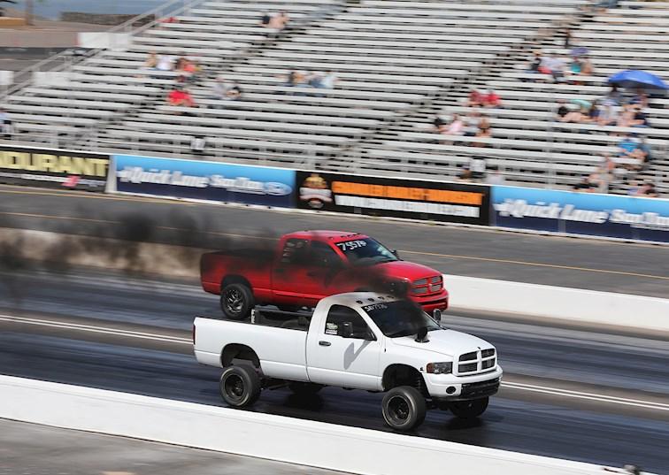 Fastest Stock Diesel Truck >> 2017 NHRDA Diesels on the Mountain | DrivingLine