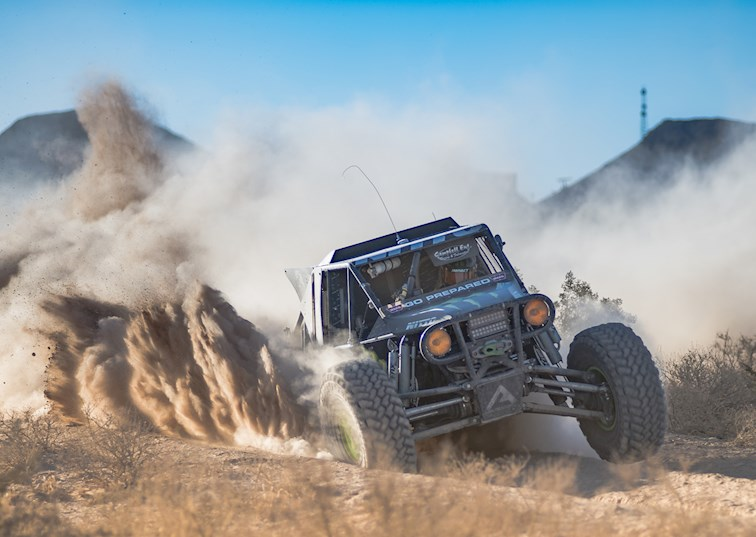 Vaquero 212: Wayland Campbell Takes the Win at Ultra4 West Texas