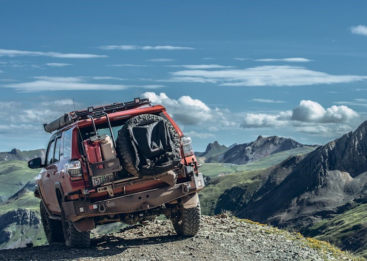 Finding Adventure: Celebrating Wanderlust With an Overlanding-Equipped 4Runner