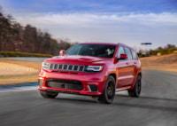 two wide 2018 jeep trackhawk intro
