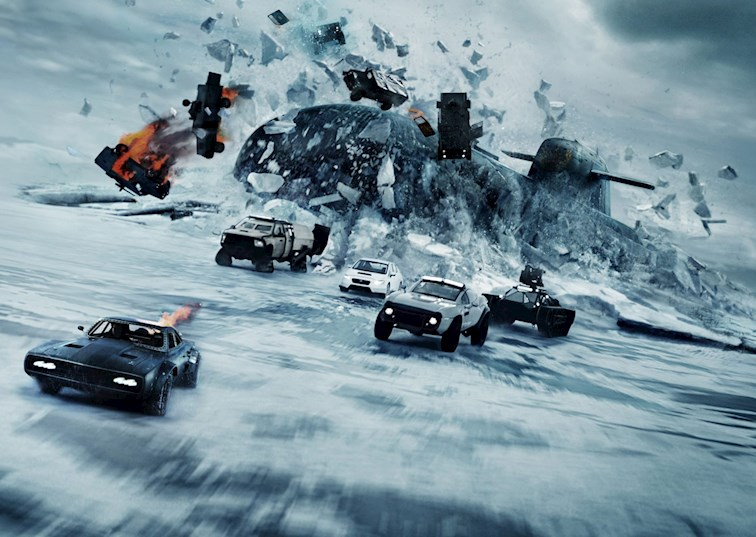 'Fate of the Furious' Makes Global Box Office History on Opening Weekend