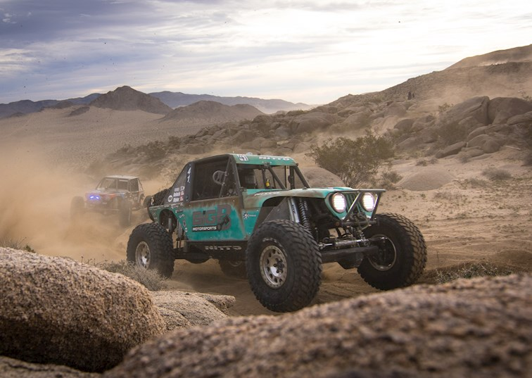 Built for a King: Big B Motorsports LS Buggy