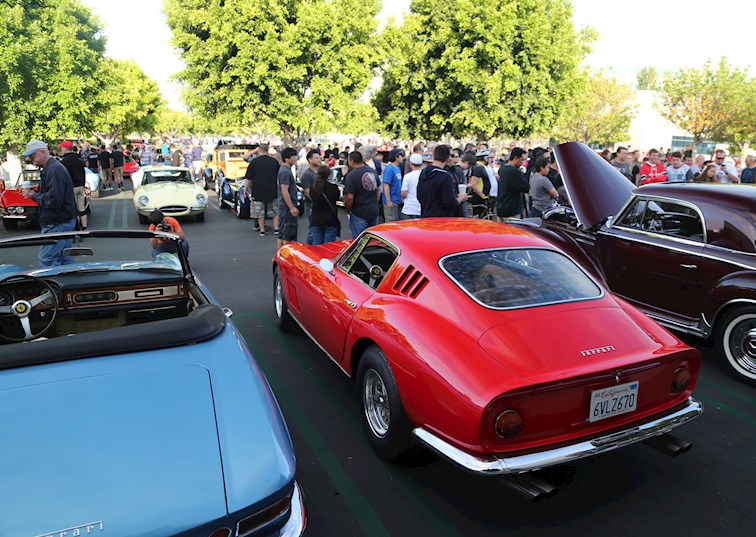 Gone But Never Forgotten: Irvine Cars & Coffee