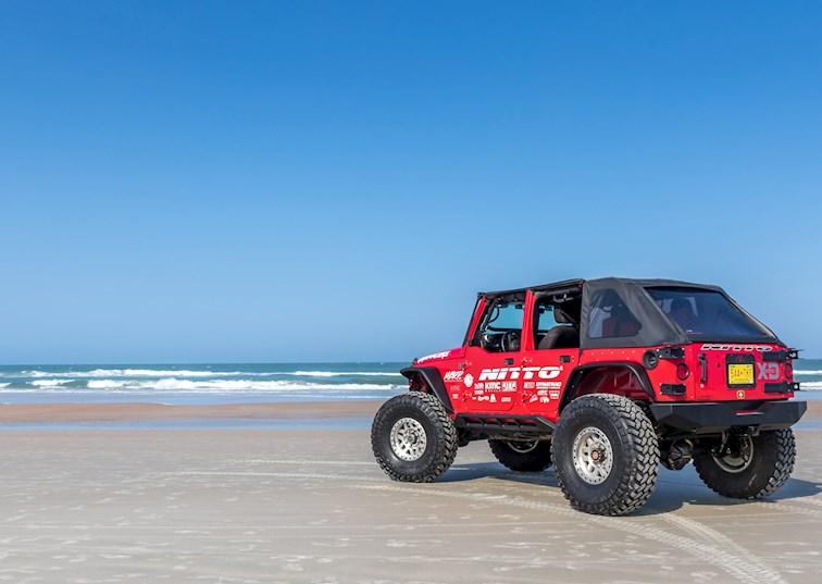 Fun in the Sun: Jeep Beach 2017