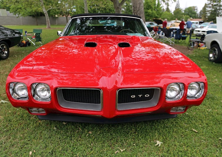 The First Muscle Car: Pontiac GTO Through the Years