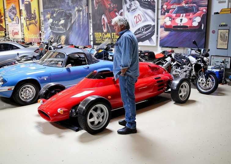 7 Surprising Things We Learned From Our Visit to Jay Leno's Garage