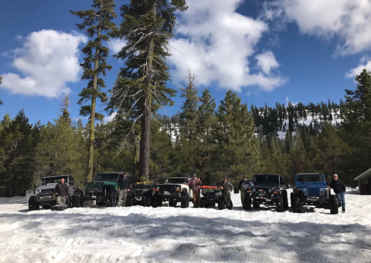 Operation Glacier Girl: The 5-Month Recovery of 2 Snowbound Rigs on the Rubicon