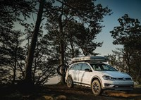 Adventure Golf: VW's Alltrack Country Concept