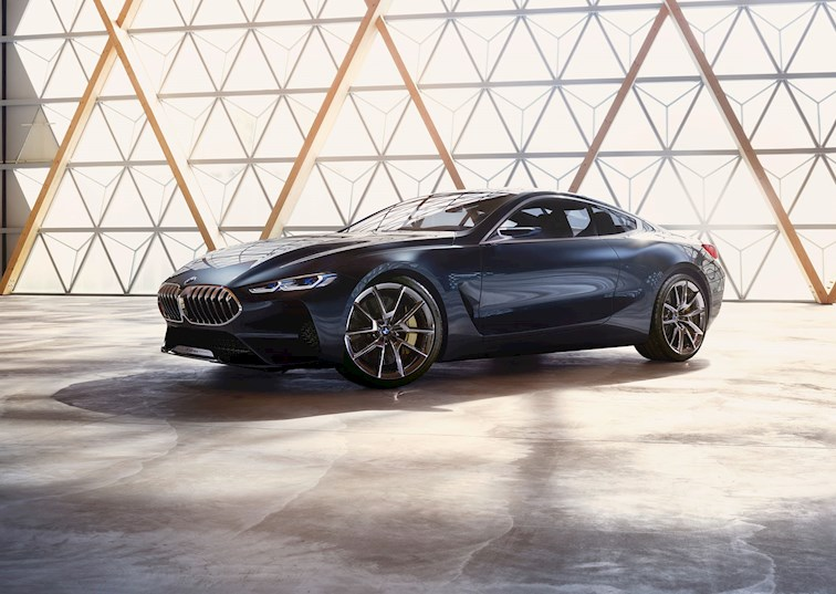 BMW Concept 8 Series: Reinventing a '90s Icon