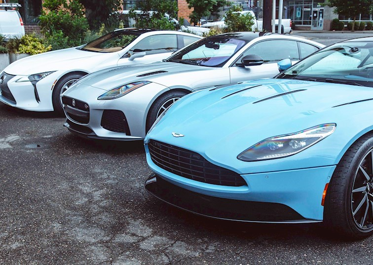 The 10 Brand Test-Drive: Lessons From Driving Aston Martins to VWs