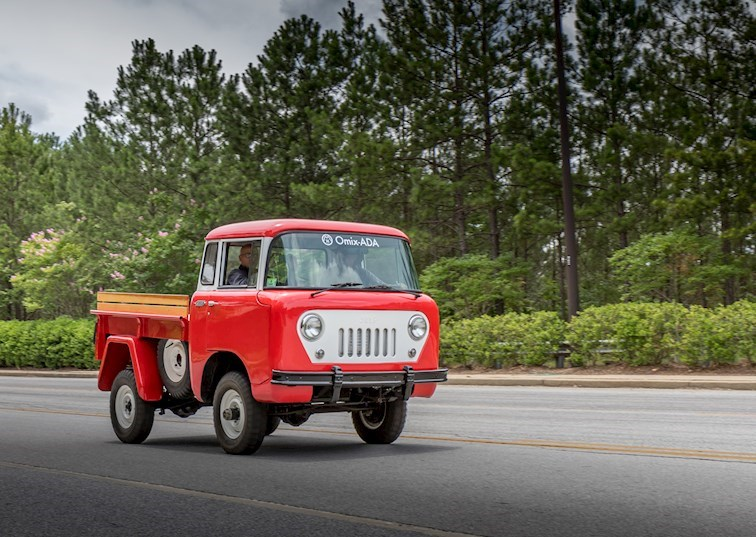 Travel and Tradition: The 2017 Jeep Heritage Expo