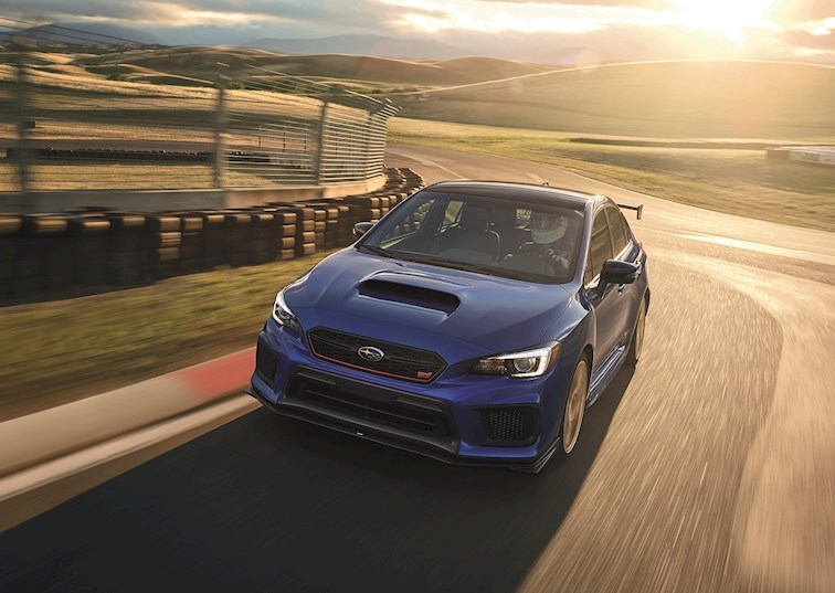 Welcome Additions: Subaru Brings Two Special Edition Peformance Models for 2018
