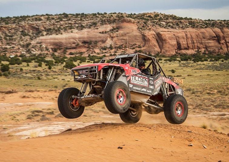 Restrictions Breed Innovation in the BDS-Tilden Motorsports Ultra4 Car