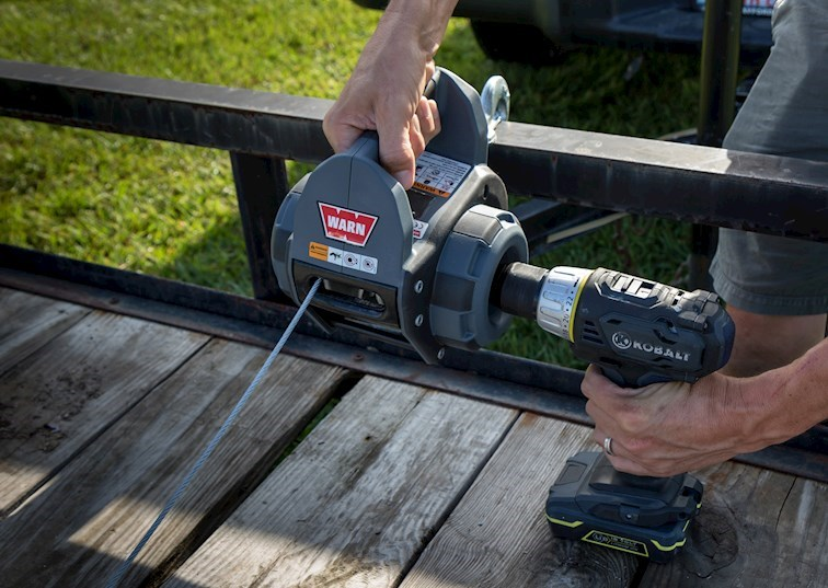 Field Tested: The Warn Drill Winch Review