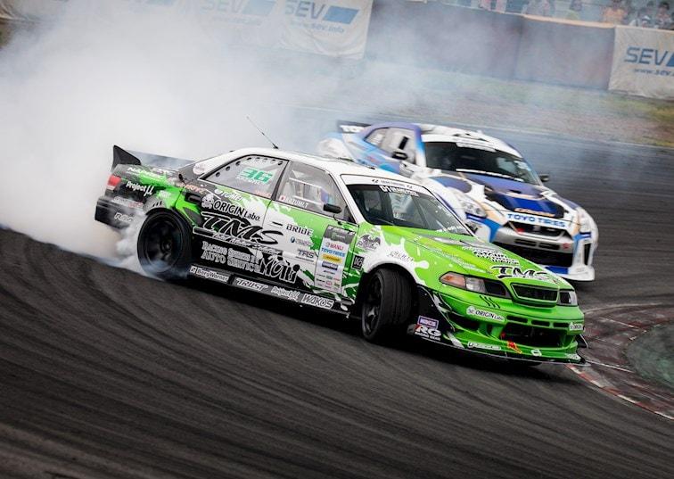 D1 Grand Prix: Round 3 at Tsukuba Circuit