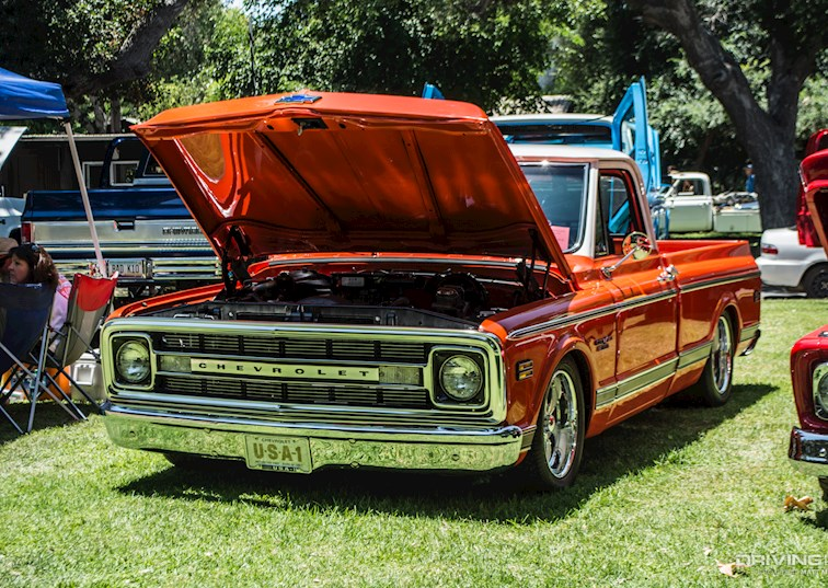 Summertime Classics: Brothers Truck Show 2017 [Gallery]
