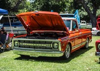 two wide brothers truck show 68