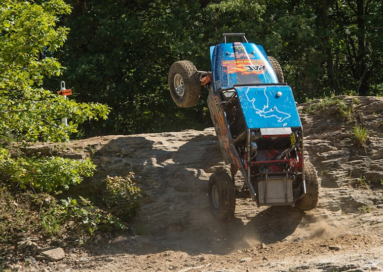 Stampede Repeat: 2017 Ultra4 RCV Badlands Brawl