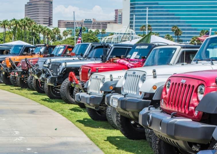 7 Slots of Sunshine: KMC Jeep Bash 2017 [Gallery]