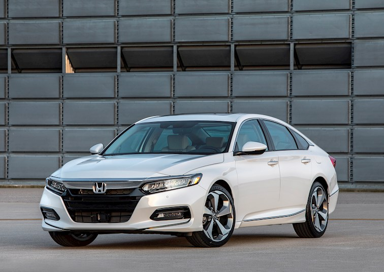 2018 Honda Accord: A Grown-Up Civic Type R?