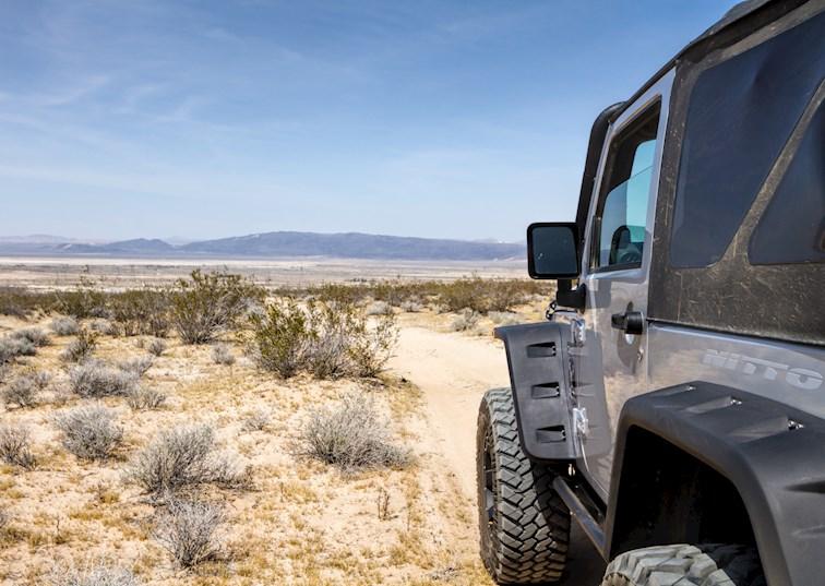 two wide 006 jeep wrangler mojave desert