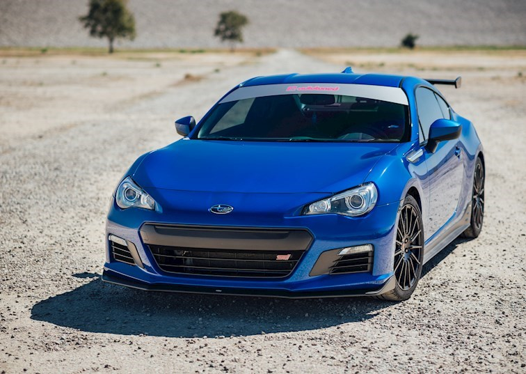 Build-Your-Own tS: Transforming a Subaru BRZ, Piece by Pink-Badged Piece