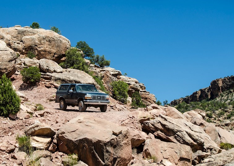 The Rimrocker Trail: 160 Miles of Dirt and Adventure From Montrose to Moab