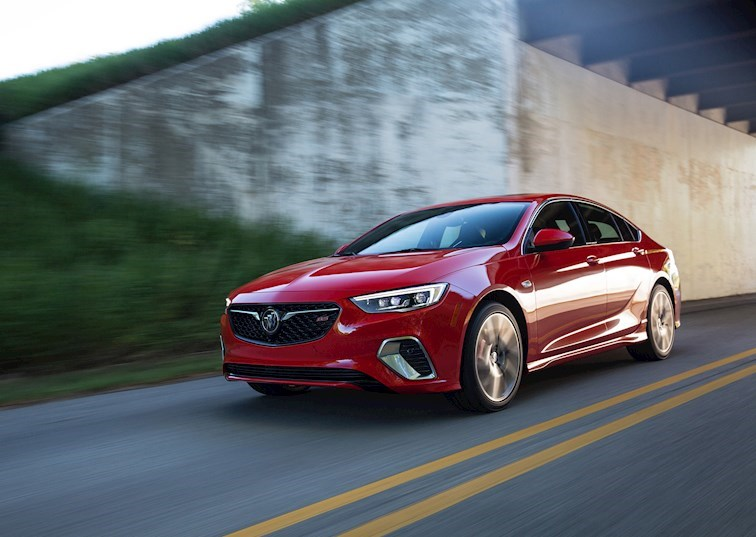 Bad Buick: The New 310 Horsepower AWD Regal GS