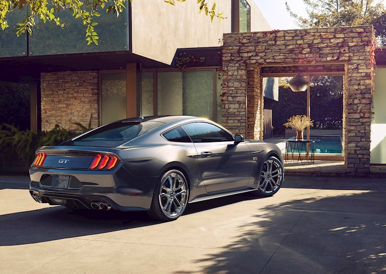 The 2018 Ford Mustang Brings More Muscle for Everyone