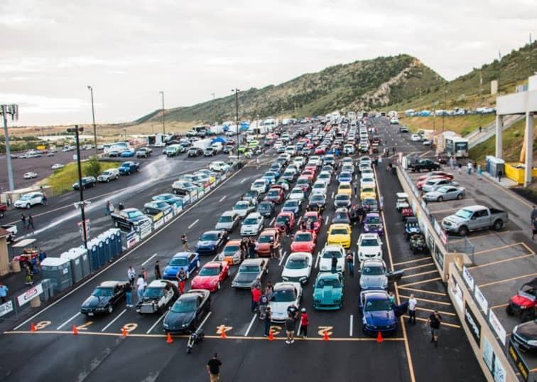 Impressive Lineup: Street Car Takeover 2017 Denver [Gallery]