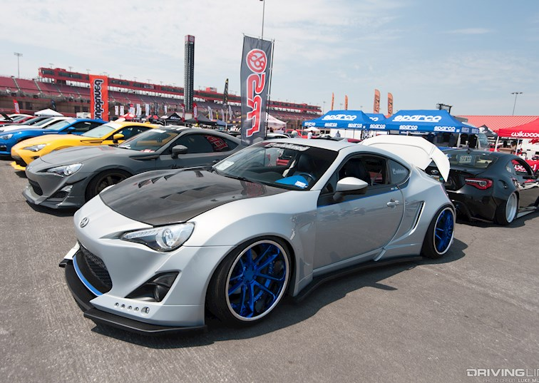 86s and More at MotorMassive 2017 [Gallery]
