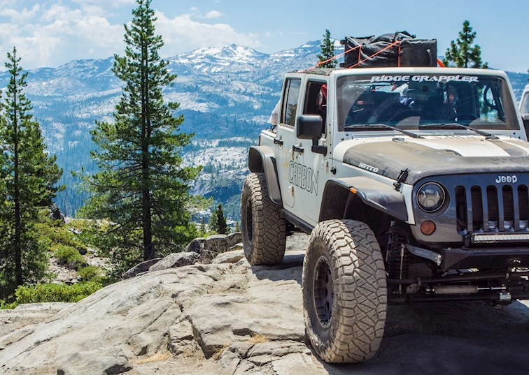 Summer Fun at the 2017 Jeepers Jamboree [Gallery]