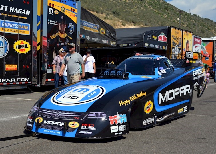 Celebrating Mopar's 80th Birthday the Mile-High Way