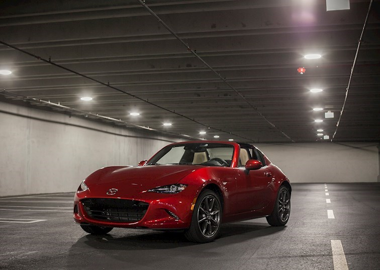 Driven: 2017 Mazda MX-5 RF Grand Touring