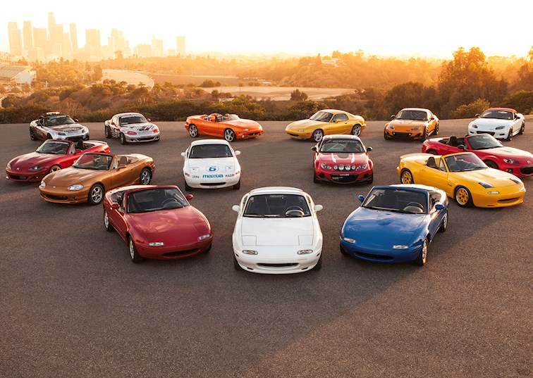 Miata Life: Mazda Introduces Factory Restoration Program