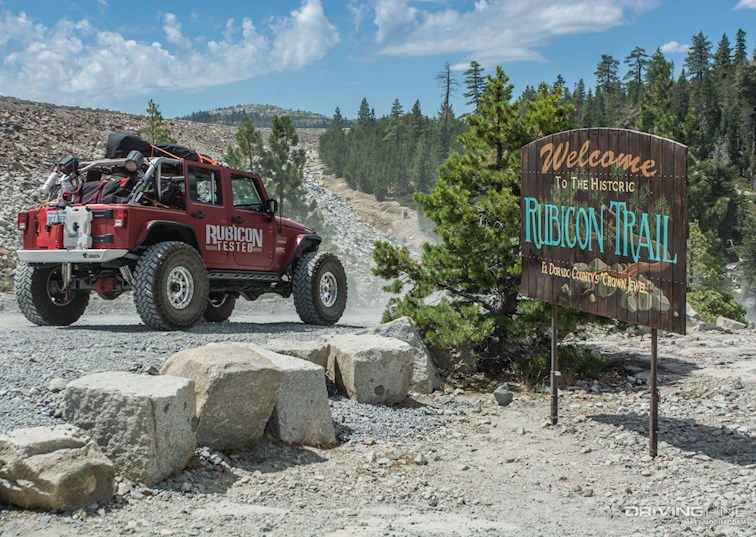 Point of No Return: The 2017 Jeepers Jamboree on the Rubicon Trail