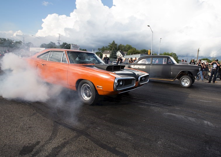 Dodge Does It Again: Legal Street Racing, and We Have Photo Evidence [Gallery]