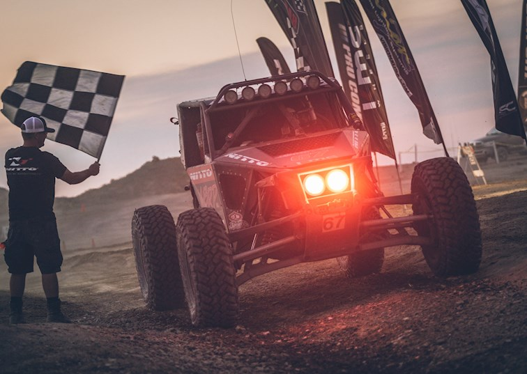 Red Hot: High Speeds and 100 Degrees at 2017 Ultra4 Fallon 250