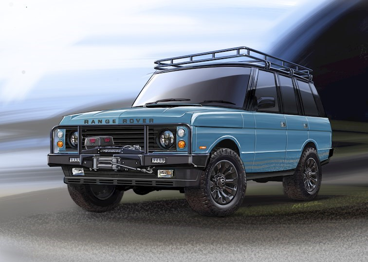 4 Reasons Why a Range Rover Classic Is a Brilliant Idea