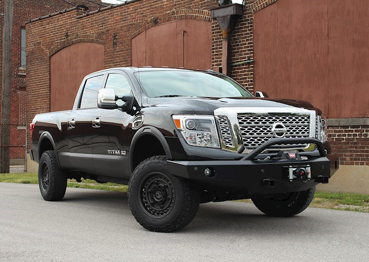 Built to Battle: Nissan Titan XD