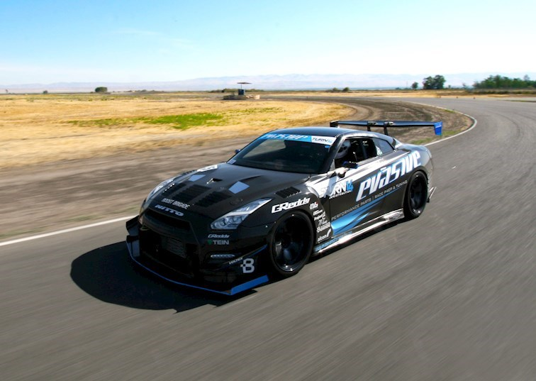 The GT-R From Evasive You Never Saw Coming