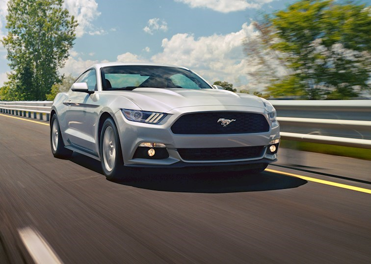 EcoBoosted: Adding 96 HP to Ford's 2.3L Ford Mustang