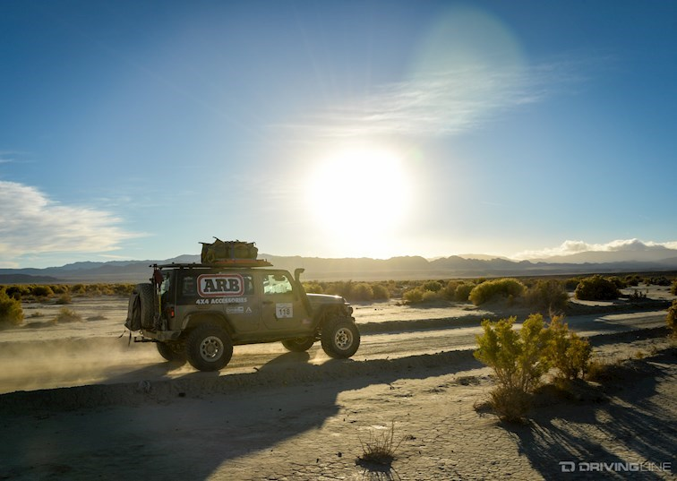 Uncharted Territory: What it Takes to Conquer the Rebelle Rally