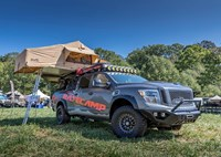 two wide overland expo east
