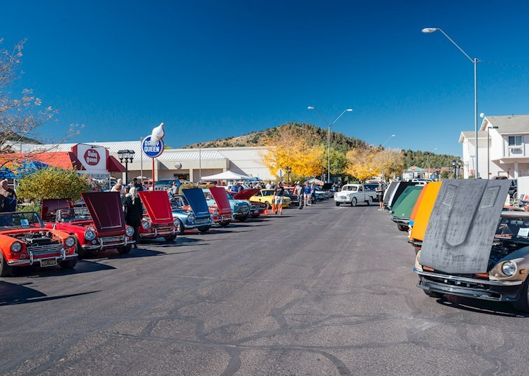 JDM Gems on Route 66: The Multi-State Datsun Classic