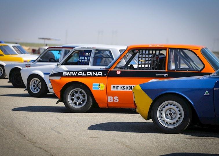 70s Time Warp: The Glory of B Sedan Racing