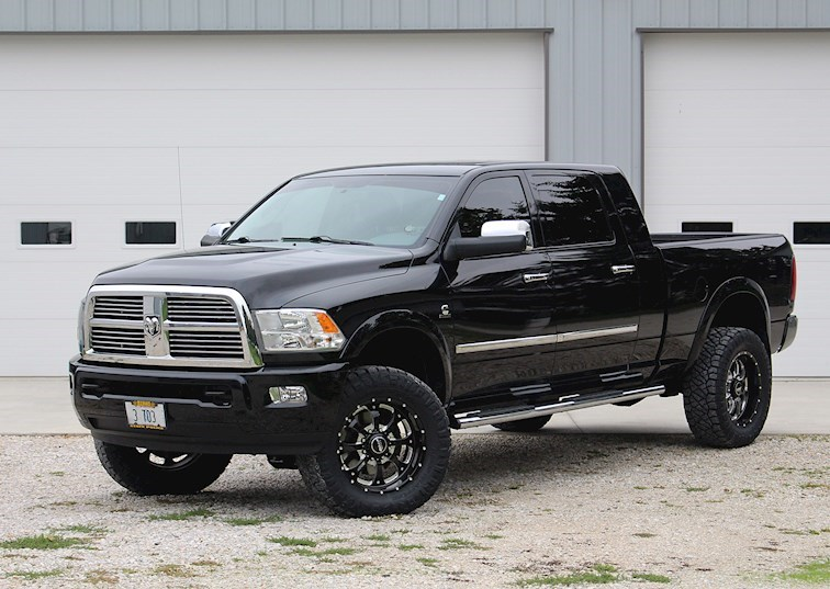 The Modded Mega: A 2012 Ram 2500 Packing the Right Upgrades.