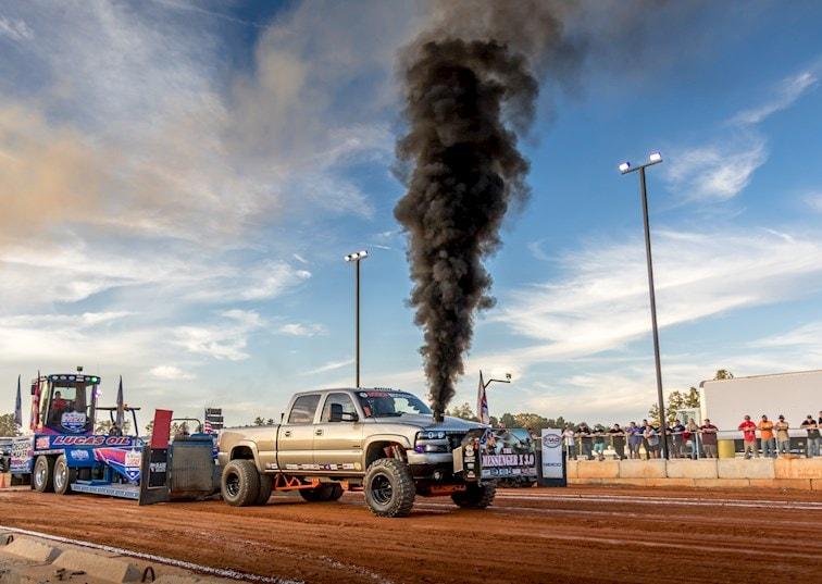 Sensational Season Ender: Rudy's Diesel Fall Truck Jam