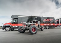two wide 001 loren healy red dragon jimmys 4x4 nitto tire mbrp
